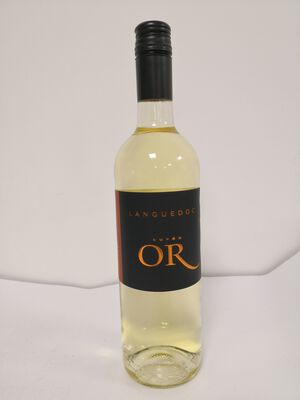 AOP Languedoc - Cuvée Or blanc