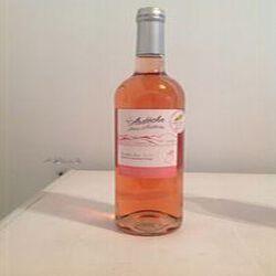 Ardèche par nature IGP rosé Ardéche 2016 vignerons ardèchois