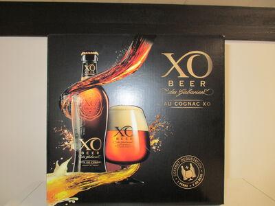 XO Beer Des Gabariers Au Coganc XO 2 bières+1 verre