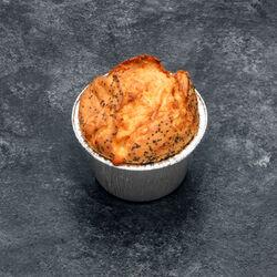 Soufflé au fromage, 1 pièce, 110g