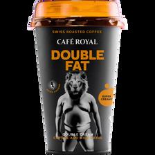 Café à boire double crème double fat CAFE ROYAL, 230ml