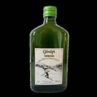 Génépi intense des pères Chartreux 40° bouteille 50cl