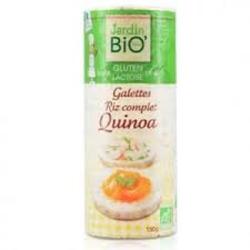 JB Galettes Riz complet Quinoa