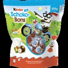 Kinder Schokobons Oeufs , Sachet De 350g