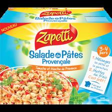 Salade de pâtes provençale ZAPETTI, 480g