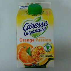 CARESSE GUYANAISE ORANGE/PASSION 1/2L