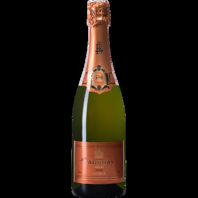 """Saumur rosé éclat """"Mademoiselle Ladubay"""", 75cl"""