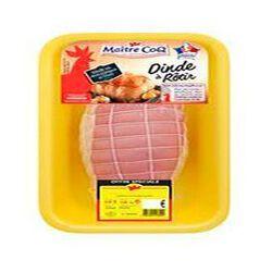 Rôti de filet de dinde MAITRE COQ, 500g