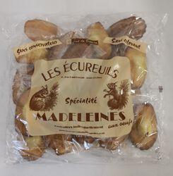 Madeleines aux Oeufs - Les écureils du Languedoc