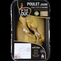 Suprême de poulet jaune, P'TIT DUC, France, 2 pièces