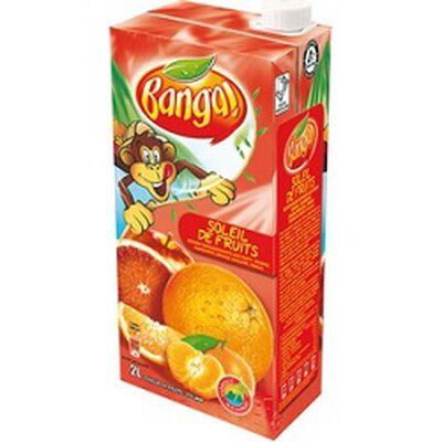 BANGA SOLEIL DE FRUITS 2L