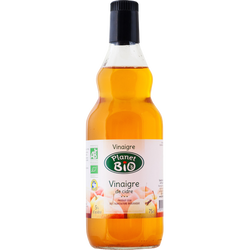 Vinaigre PLANET BIO, bouteille de 75cl