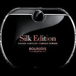 Poudre silk edition vanille BOURJOIS, sleeve