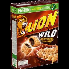 Céréales LION wild NESTLE, 410g