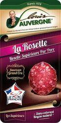 Rosette sèche pur porc Louis D'Auvergne 500g Philis