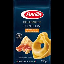 Tortellini jambon fromage La Collezione BARILLA, 250g