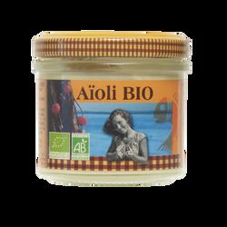 Aioli bio aux oeufs frais LE GOURMAND, 130ml
