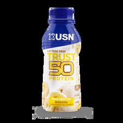 Prêt à boire proteine banane ULTIMATE SPORT NUTRITION, 50cl