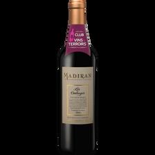 Vin rouge AOP Madiran les Ombrages, 75cl