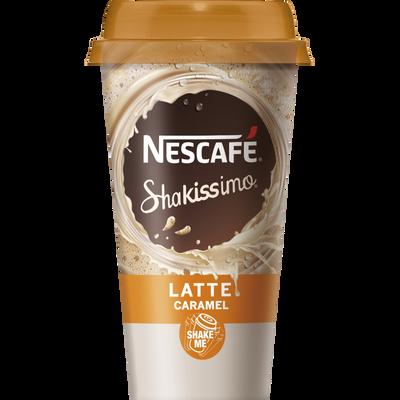 Shakissimo saveur caramel NESCAFÉ, 190ml
