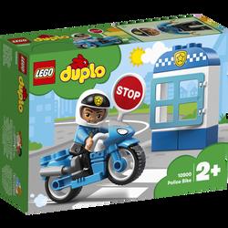 LEGO® DUPLO® - La moto de police - 10900 - Dès 2 ans