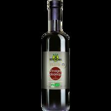 Tête Noire Vinaigre Bio Balsamique De Modène Igp , Bouteille De 50cl