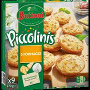 Buitoni Piccolinis 3 Formaggi Buitoni, X9 Soit 270g