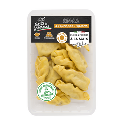 Spiga aux 4 fromages CORTE DEL GUSTO 250g