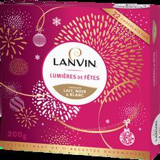 Lanvin Chocolat Lumières De Fêtes , 200g