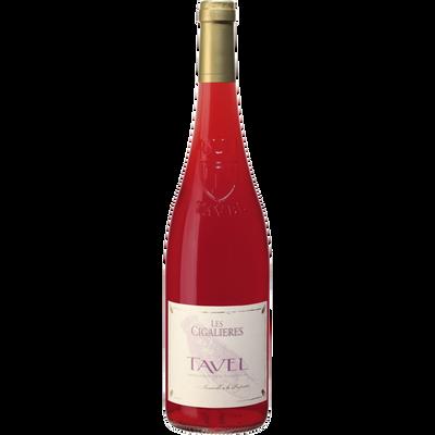 Vin rosé AOC Tavel Les Cigalières 75cl
