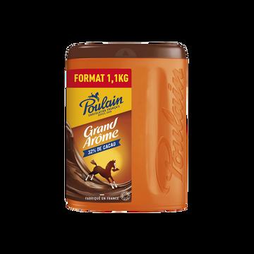 Poulain Chocolat En Poudre Grand Arôme Poulain, 1,1kg