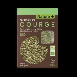 Graines de courges BIO NATURE + 200g