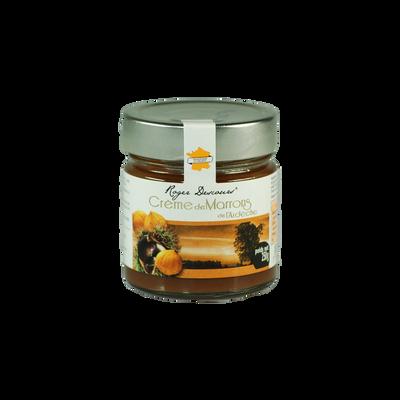 Crème de marrons de l'Ardèche, bocal de 250g