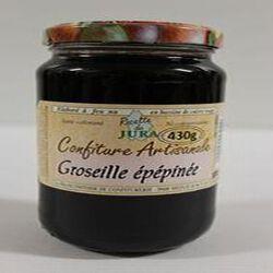 CONFITURE GROSEILLE EPEPINEE POT DE 430G