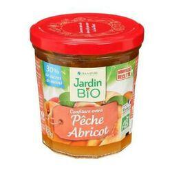 JB Confiture Extra Pêche Abricot