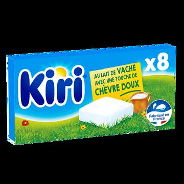 Kiri Fromage Fondu Kiri Au Chèvre 8 Portions, 144g