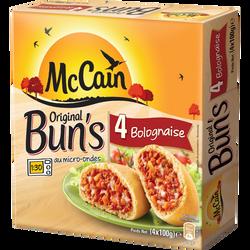 Bun's à la bolognaise MC CAIN, 400g