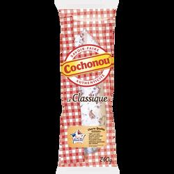 Saucisson Le Classique viande de porc française COCHONOU, 240g