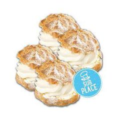 CHOUX CHANTILLY X4
