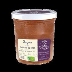 Confiture extra de figues bio MATIN DES PYRENEES, 370g