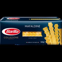 Pâtes mafaldine napoletane 9 minutes BARILLA, paquet de 500g