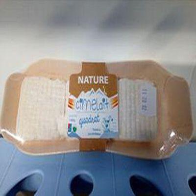 QUADRAT fromage au lait entier, Cimelait 100GRS
