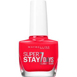 Vernis à ongles tenue & strong citrus charge blfr/nl 917 cherry MAYBELLINE