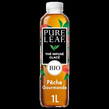 Pure Leaf Lipton Infusé Glacé Saveur Pêche Bio Pure Leaf 1l