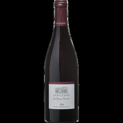Vin rouge Sancerre AOP Les Bonnes Bouches Henri Bourgeois, carton de 12x75cl