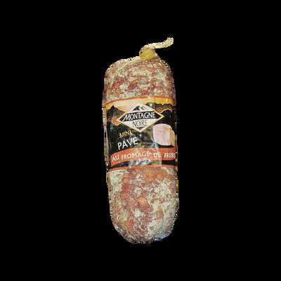 Mini pavé fromage de brebis porc Sud Ouest MONTAGNE NOIRE, 300g