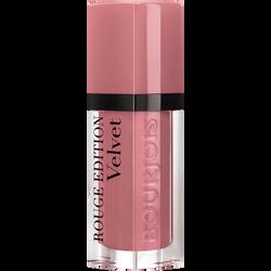 Rouge à lèvres édition velvet happy nude BOURJOIS