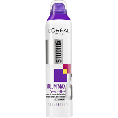 Spray coiffant Volum'Max STUDIO LINE, 300ml