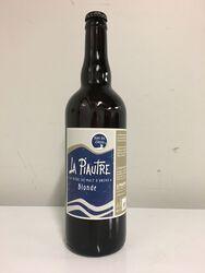 Bière blonde bio la Piautre - 75cl