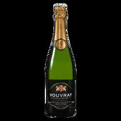 Vouvray AOP Demi-sec, Domaine Sylvain Gaudron, Méthode Traditionnelle,bouteille de 75cl